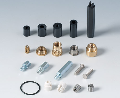 Wide range of fasteners