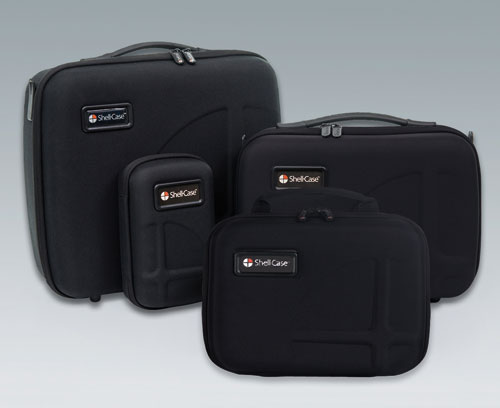 high-quality transportation cases in 4 sizes