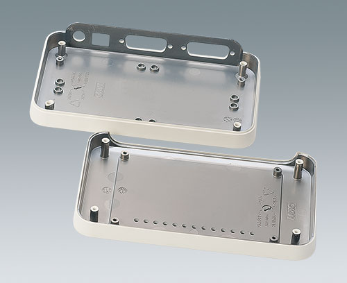 SOFT-CASE with aluminium coating