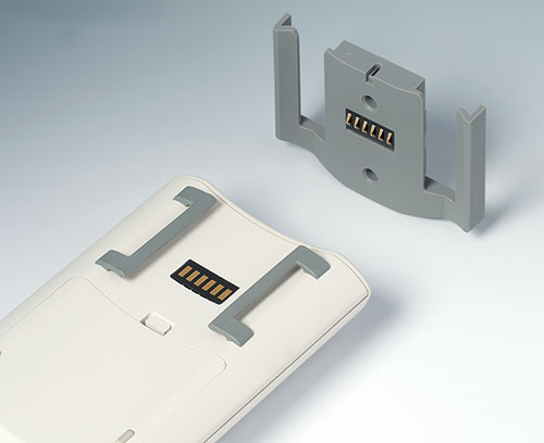 Contacts for enclosure and wall suspension element (acc.)