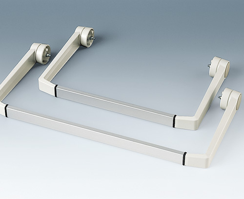 aluminium profile as separate part on demand (side arm kit A9300014)