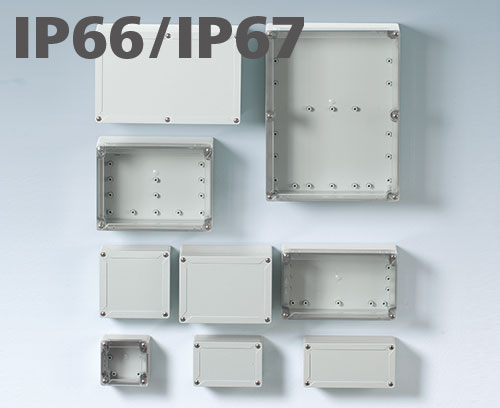 IN-BOX IP66 & IP67 enclosure