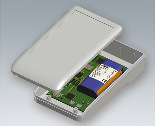 DATEC-COMPACT enclosure with power pack