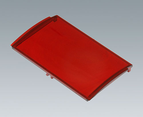 B6803301 Front lid convex without hinge, 4 modules