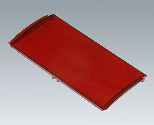 B6804301 Front lid convex without hinge, 5 modules