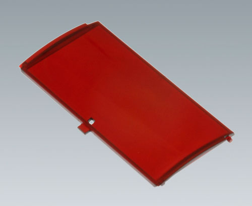 B6804302 Front lid convex with hinge, 5 modules