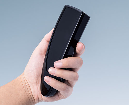 Contoured handheld enclosures